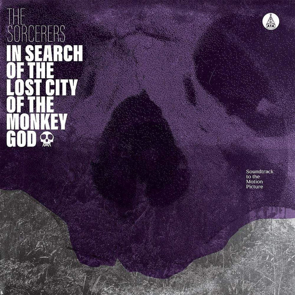 The Sorcerers - In Search of the Lost City of the Monkey God (LP - Black Vinyl) ATA Records