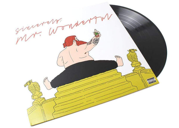 Action Bronson - Mr. Wonderful (LP) Atlantic
