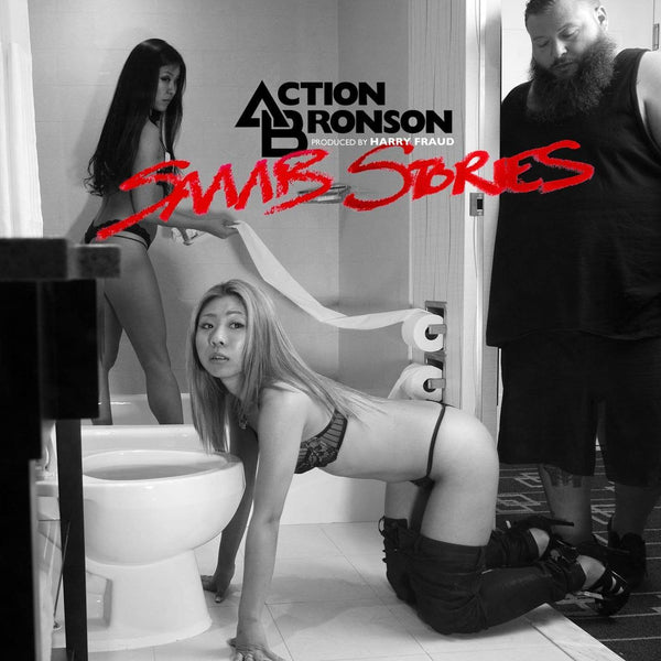 Action Bronson - Saaab Stories (EP + Download Card) Atlantic