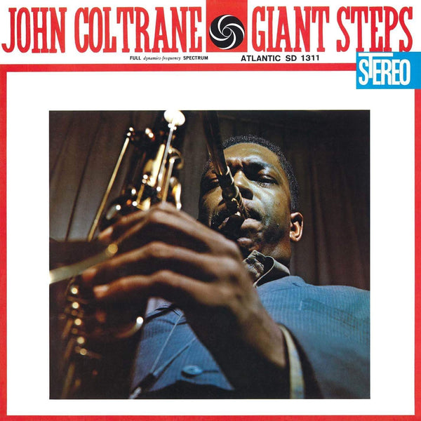 John Coltrane - Giant Steps: 60th Anniversary Edition (2xCD) Atlantic Catalog Group