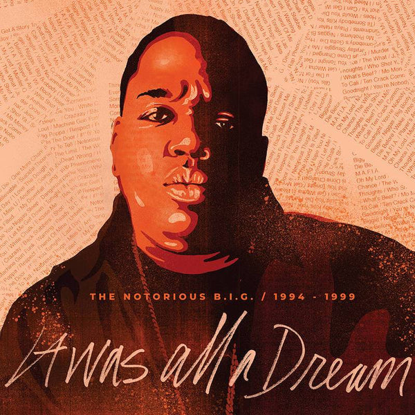 The Notorious B.I.G. - It Was All A Dream: The Notorious B.I.G. 1994-1999 (Boxset - 9xLP) Atlantic Catalog Group