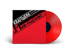 Kraftwerk - The Man-Machine (LP - Red Vinyl) Atlantic