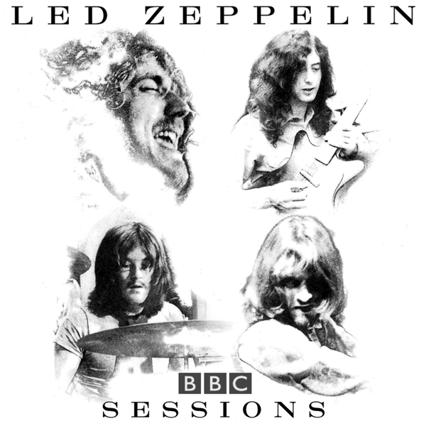 Led Zeppelin - The Complete BBC Sessions: Super Deluxe Edition (Boxset: 5xLP - 180 Gram Vinyl + 3xCD + Book) Atlantic