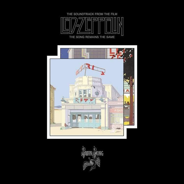 Led Zeppelin - The Song Remains The Same (Boxset - 4xLP + Book) Atlantic
