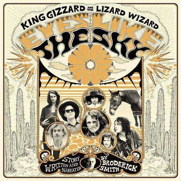 King Gizzard & The Lizard Wizard - Eyes Likes The Sky (LP) ATO Records