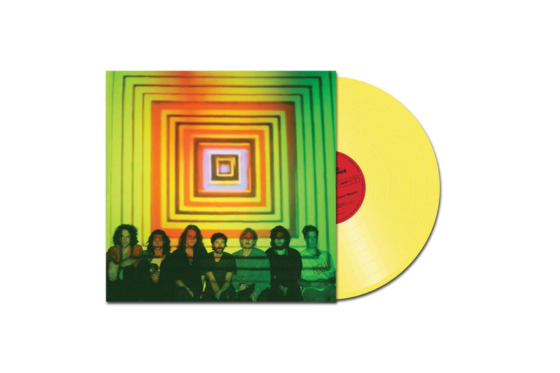 King Gizzard & The Lizard Wizard - Float Along - Fill Your Lungs (LP) ATO Records