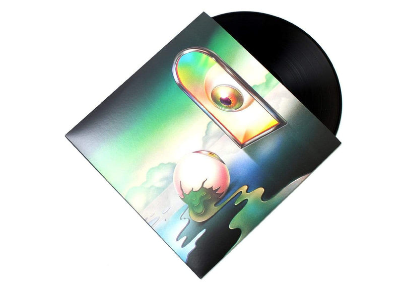 Nick Hakim - Green Twins (LP + Poster + Download Card) ATO Records