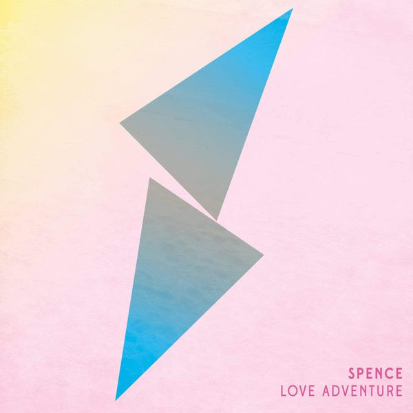 Spence - Love Adventure (EP) Austin Boogie Crew