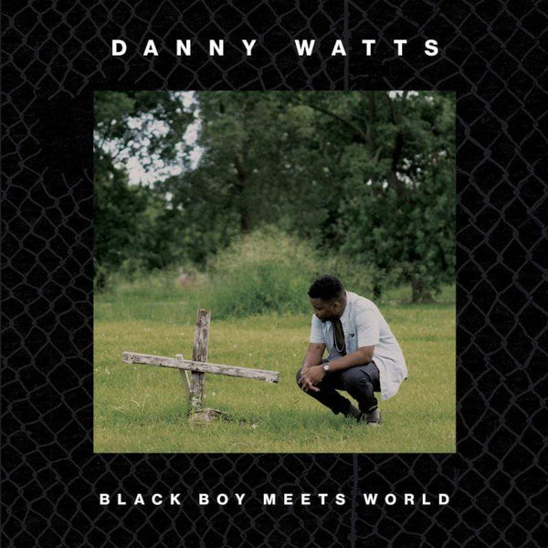 Danny Watts - Black Boy Meets World (LP) Authors Recording Company