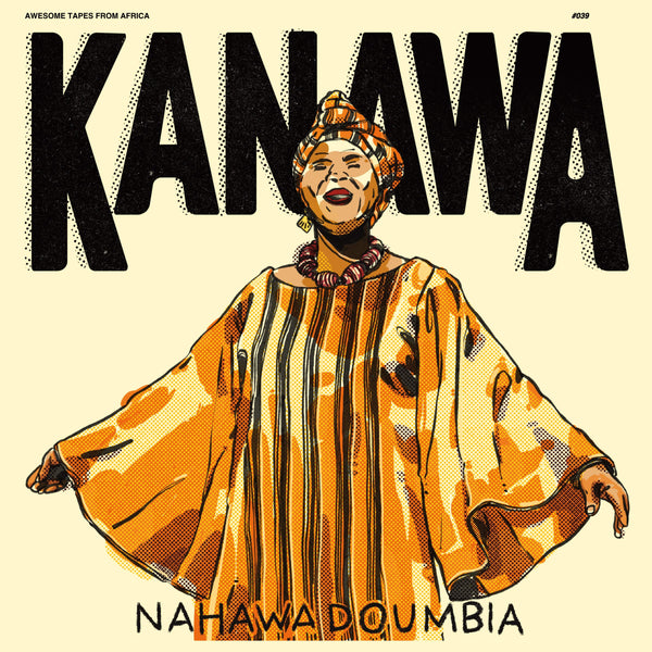 Nahawa Doumbia - Kanawa (LP) Awesome Tapes From Africa