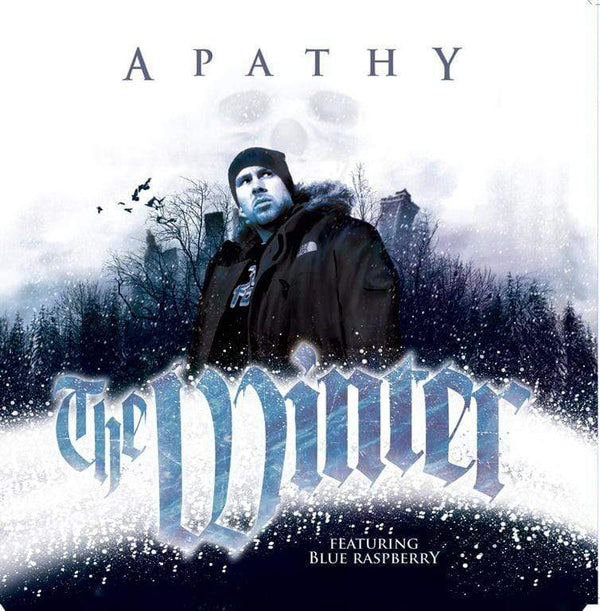 "Apathy - The Winter feat. Blue Raspberry (12"") Babygrande"
