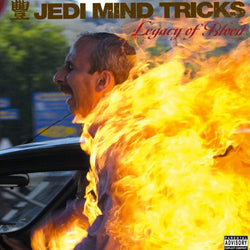 Jedi Mind Tricks - Legacy of Blood (2XLP - Orange Vinyl Edition) Babygrande