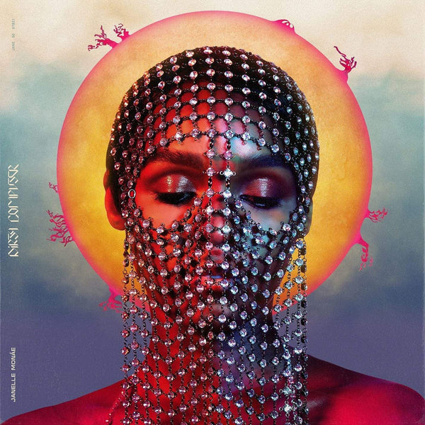 Janelle Monáe - Dirty Computer (CD) Bad Boy Entertainment