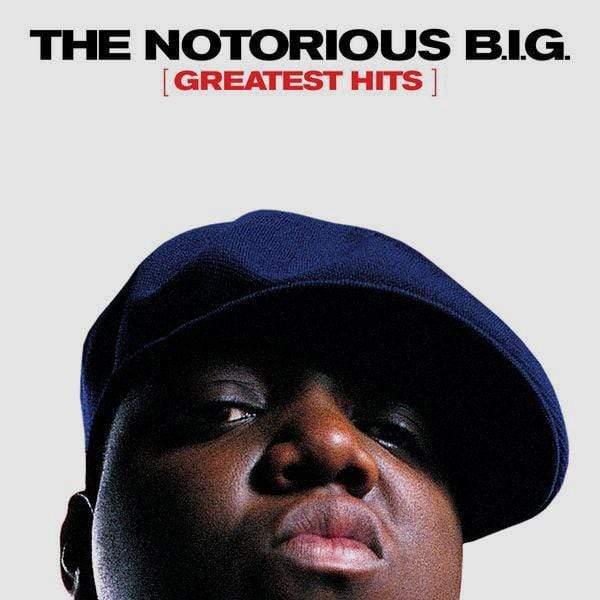 The Notorious B.I.G. - Greatest Hits (2xLP) Bad Boy Entertainment