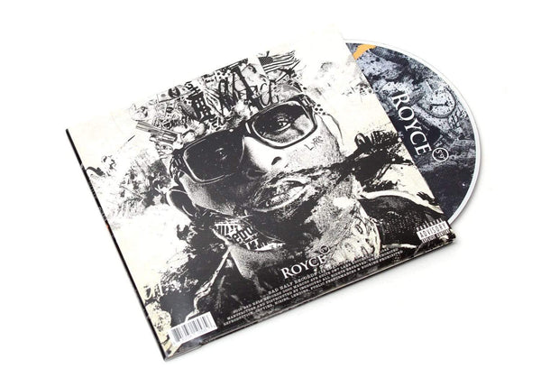 "Royce Da 5'9"" - Layers (CD) Bad Half Entertainment"