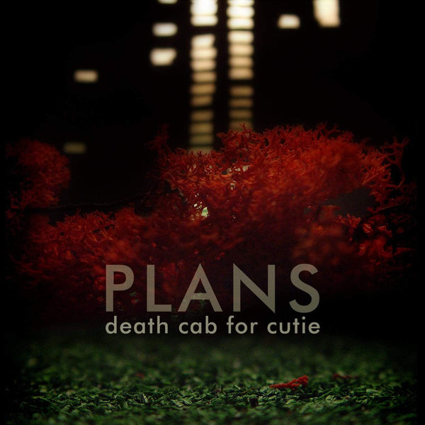 Death Cab For Cutie - Plans (2xLP - 180 Gram Vinyl) Barsuk Records