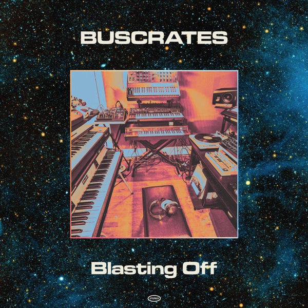 Buscrates - Blastin Off (LP) Bastard Jazz