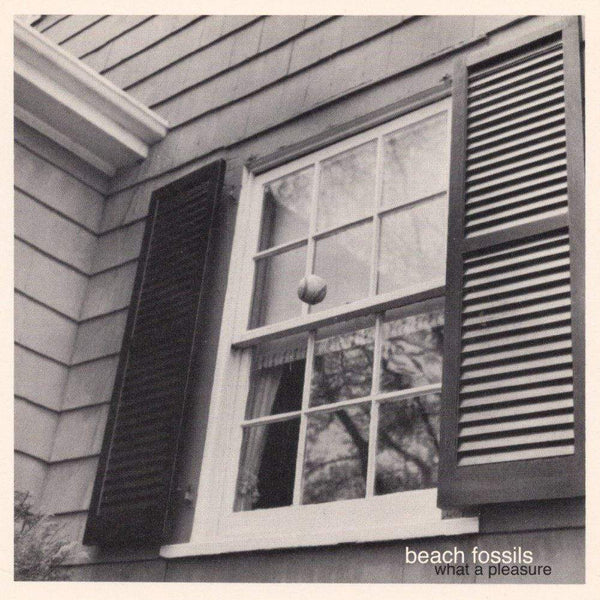 Beach Fossils - What A Pleasure (LP - Clear Yellow Vinyl) Bayonet