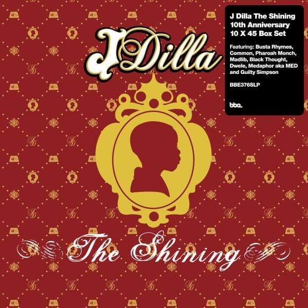 "J Dilla - The Shining: The 10th Anniversary (10x7"" - Boxset) BBE"