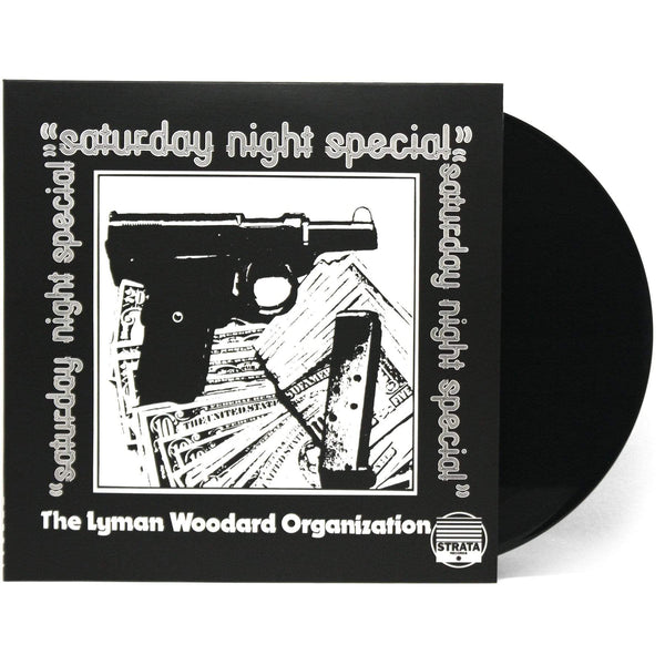 Lyman Woodard Organization - Saturday Night Special (2xLP - 180 Gram Vinyl) BBE