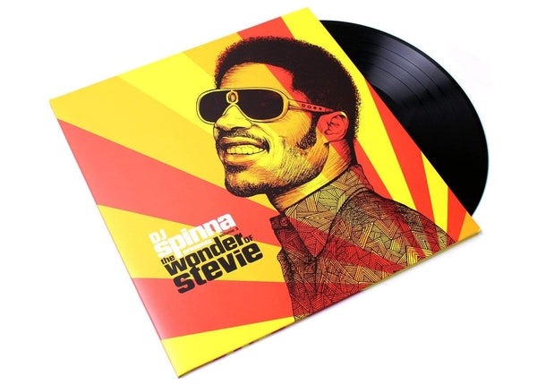 V/A - DJ Spinna Presents The Wonder of Stevie Vol. 3 (2xLP) BBE