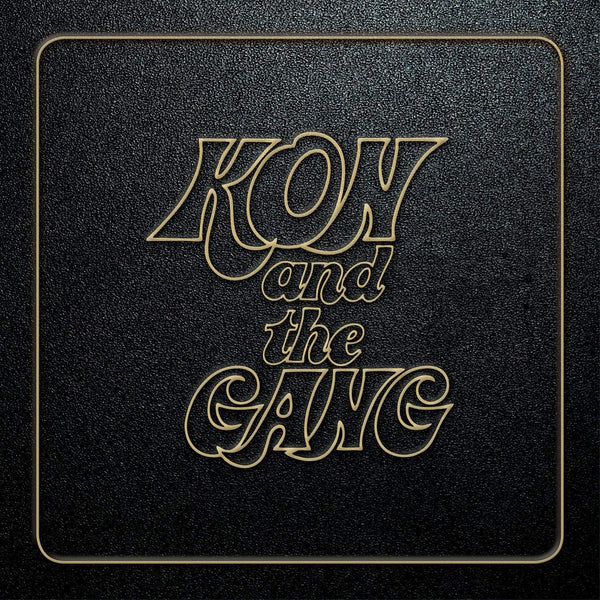 V/A - Kon & The Gang (2xLP) BBE