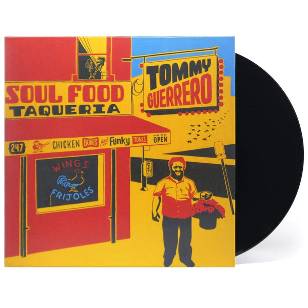 Tommy Guerrero - Soul Food Taqueria (2xLP - Import) Be With Records