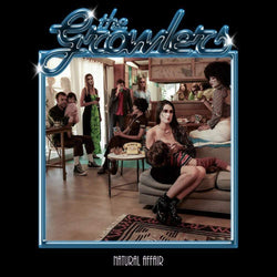 The Growlers - Natural Affair (CD) Beach Goth Records