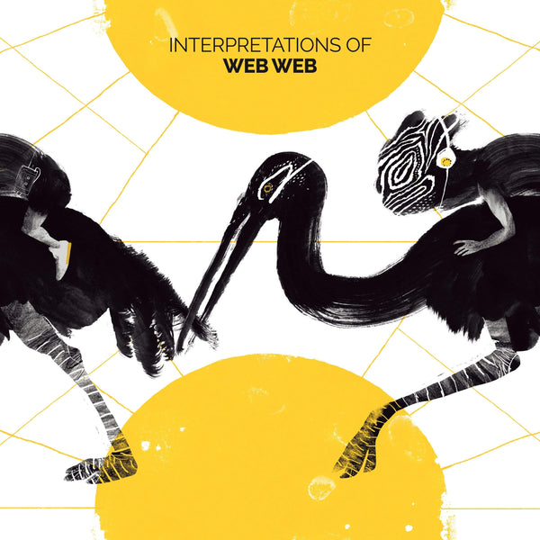 V/A - Interpretations Of Web Web (2XLP) Beat Art Department
