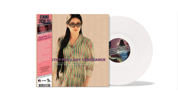 Yeong-wook Jo - Sympathy For Lady Vengeance: Original Soundtrack (LP - Colored Vinyl) Beat Ball Music