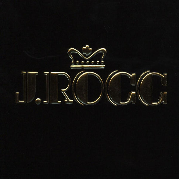 J.Rocc - Taster's Choice - Live Version 1.3 (CD) Beat Junkie Sound