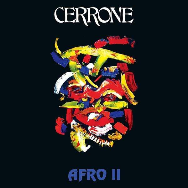 Cerrone - Afro II (LP) Because Music