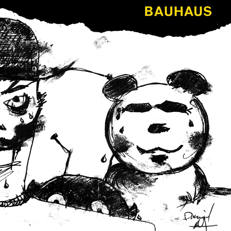 Bauhaus - Mask (LP - Limited Yellow Vinyl) Beggars Banquet