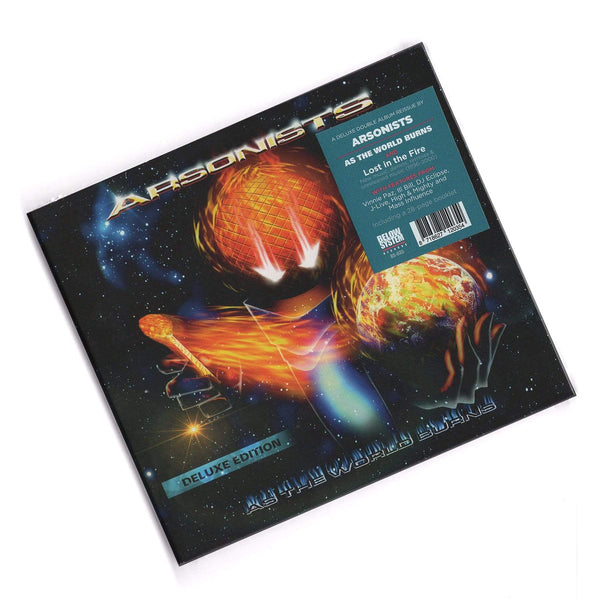 Arsonists - As The World Burns/Lost in the Fire (2xCD) Below System