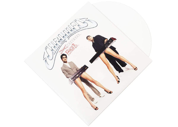 Chromeo - Fancy Footwork: Deluxe Edition (2xLP - 180 Gram White Vinyl) Big Beat Records