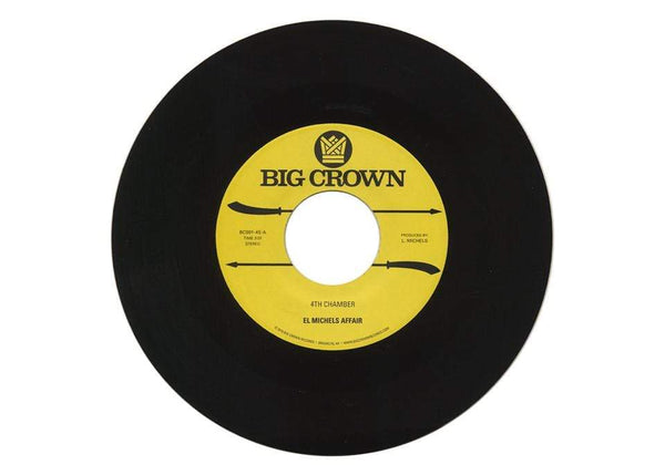 "El Michels Affair - 4th Chamber / Snakes (7"") Big Crown Records"