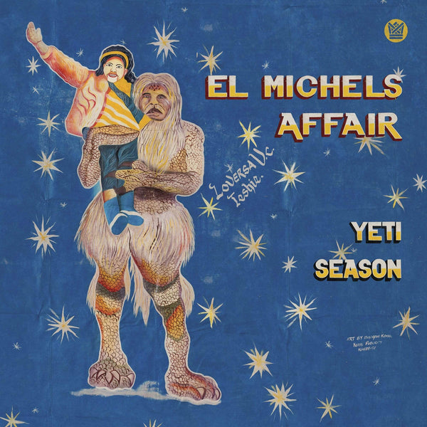 El Michels Affair - Yeti Season (LP - Clear Blue) Big Crown Records