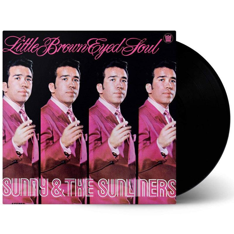 Sunny & The Sunliners - Little Brown Eyed Soul (LP) Big Crown Records