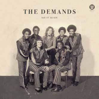 "The Demands - Say It Again b/w Let Me Be Myself (7"") Big Crown Records"