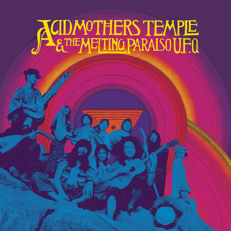 Acid Mothers Temple & The Melting Paraiso U.F.O. - Acid Mothers Temple & The Melting Paraiso U.F.O. (LP) Black Editions