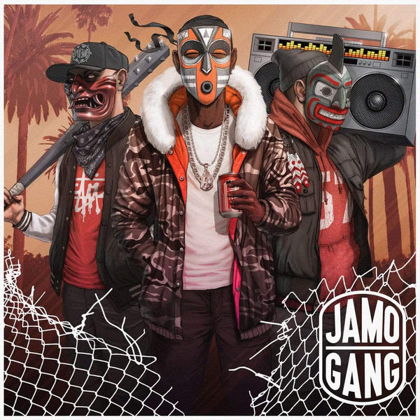 Jamo Gang - Jamo Gang (LP) Blackhouse