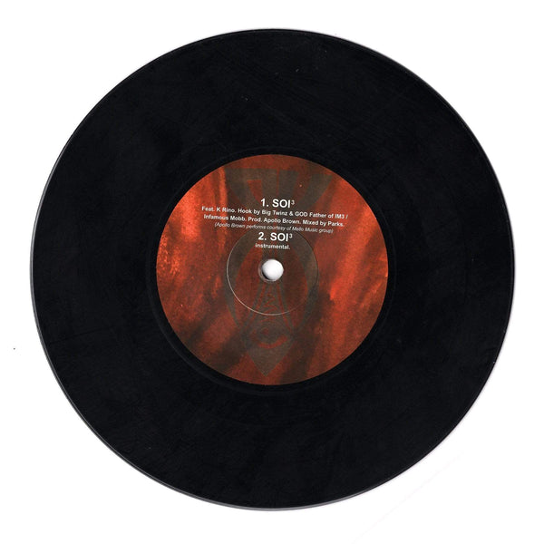 "Ras Kass - Soul On Ice 2: The Leaks EP (7"") Blackhouse"