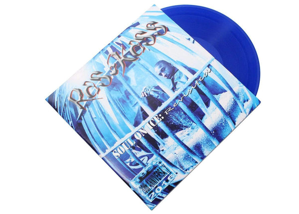 Ras Kass ‎- Soul On Ice: Revisited (2xLP - Blue Vinyl + CD) Blackhouse