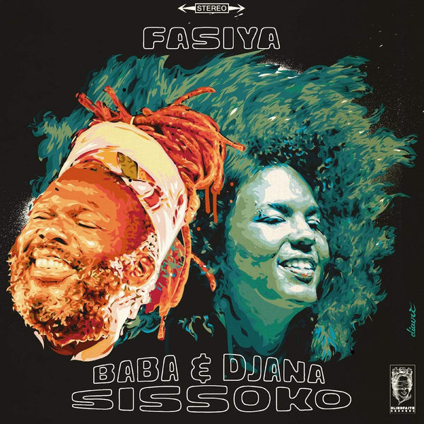 Baba and Djana Sissoko - Fasiya (CD) Blind Faith Records
