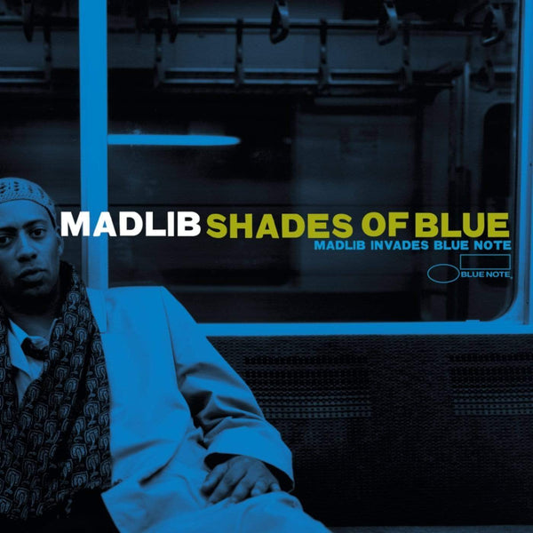 Madlib - Shades Of Blue: Madlib Invades Blue Note (2xLP) Blue Note Records