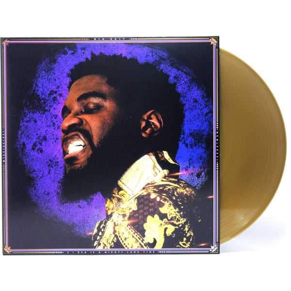 Big K.R.I.T. - 4Eva Is A Mighty Long Time (2xLP - Gold Vinyl) BMG