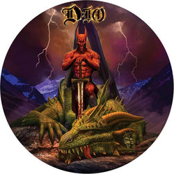 Dio - Rainbow In The Dark: Live (12'' - Dragon Image Picture Disc) BMG