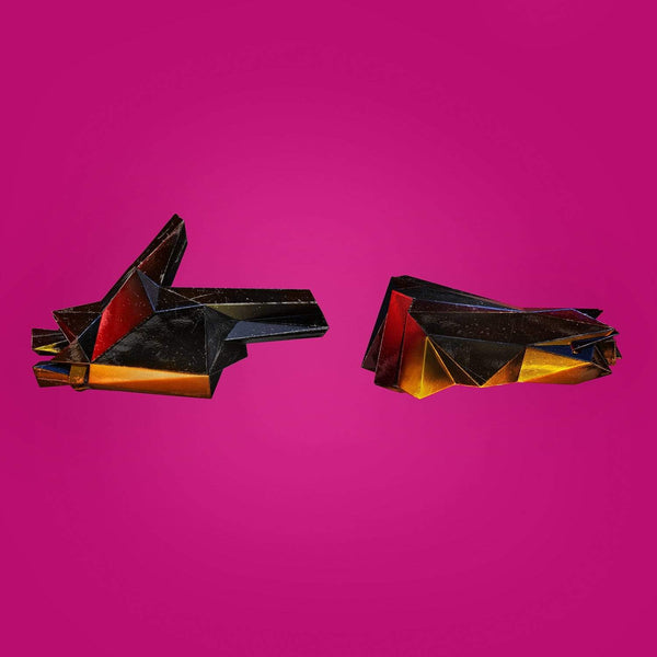 Run The Jewels - RTJ4 (2xLP - Clear/Magenta Vinyl) BMG