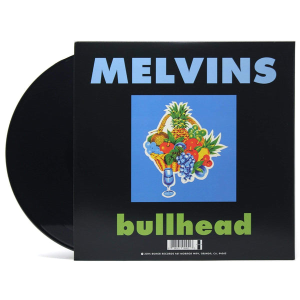 Melvins - Ozma/Bullhead (2xLP + Download Card) Boner Records