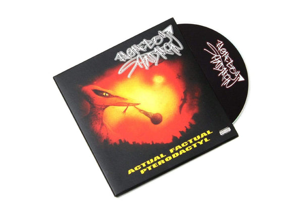 Homeboy Sandman - Actual Factual Pterodactyl (CD) Boy Sand Industries